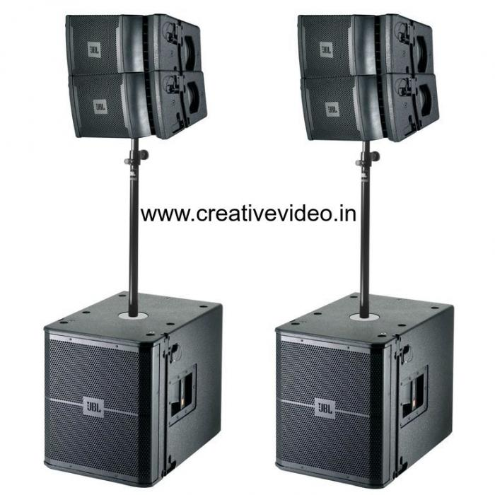 Searching for Top Sound Systems on Hire or Rent  in Kolkata, West Bengal